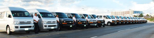 Flota de Cancun Airport Transportation