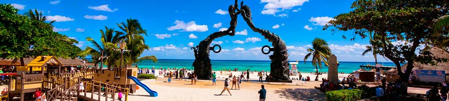 Transporte a Playa del Carmen con Cancun Airport Transportation